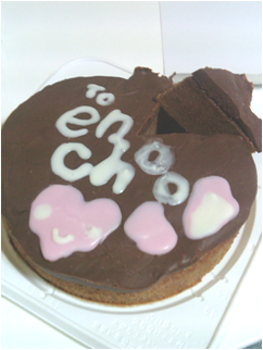 ワオ!!チョコケーキ
