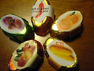 「プレミアムチョコレート」COLOMBIN(韓国)