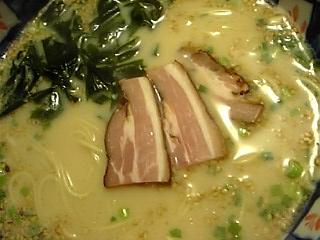 「稗田の博多豚骨拉麺」マルタイ(福岡市)