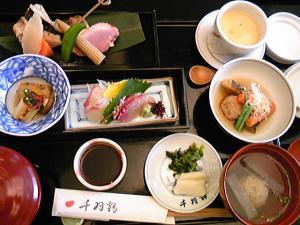 「昼御膳」千羽鶴(福岡市)