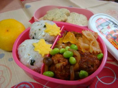 うーちゃんのお弁当