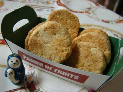 おからクッキー その2