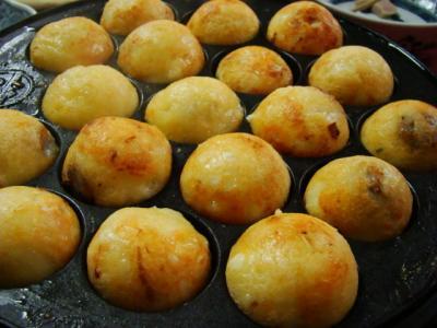 チーズソーセージ焼き