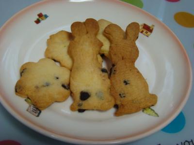 うーちゃんのクッキー