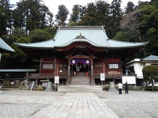 清澄寺本堂(1)