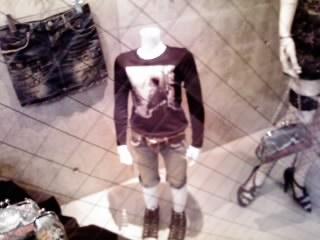 ヒスのTシャツ