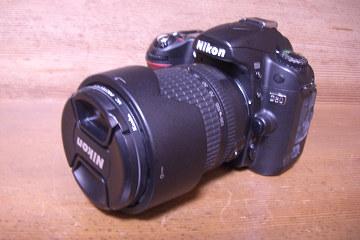 借り物 Nikon D80