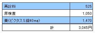 MARIN 20091121診療明細書