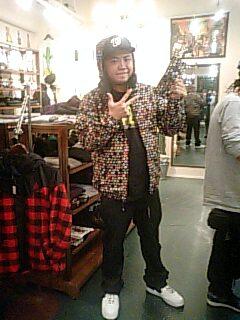 DJーFUKUさん