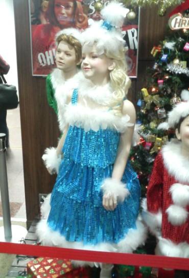 クリスマスローラ&ブラウン