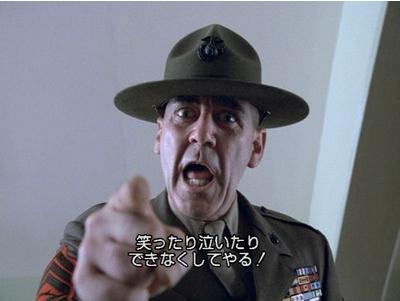 軍曹(*´Д`*)