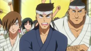 仮面のメイドガイ 第04話 「ヒモとボイン」titifun