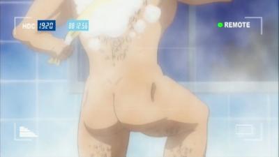 仮面のメイドガイ 第05話 「メイド忍法 女子高生の術」uomatu2