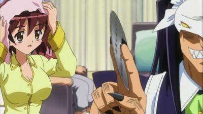 仮面のメイドガイ 第05話 「メイド忍法 女子高生の術」 0012600
