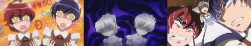 仮面のメイドガイ 第09話 「甘いご奉仕 谷間の中で」 0008400