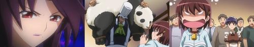 仮面のメイドガイ 第09話 「甘いご奉仕 谷間の中で」 0024600