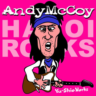 Andy McCoy Hanoi Rocks
