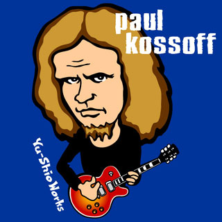 Paul Kossoff of Free