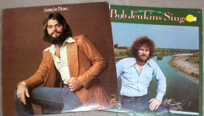 Lenny Le Blanc Bob Jenkins