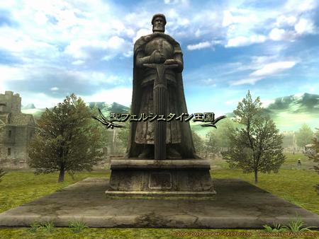 この銅像は誰だろう。。。