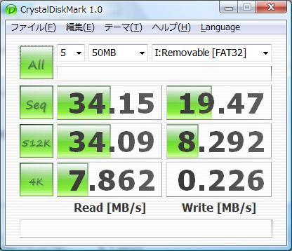 PD7(200倍速4GB)