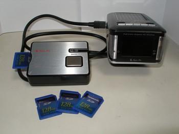 DL-SD1(レーダー探知機用SDカードDLアダプター)を通しての更新。