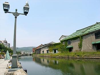 小樽運河-1
