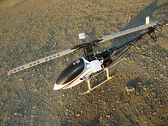 低価格だがバランスの良い小型電動ヘリ