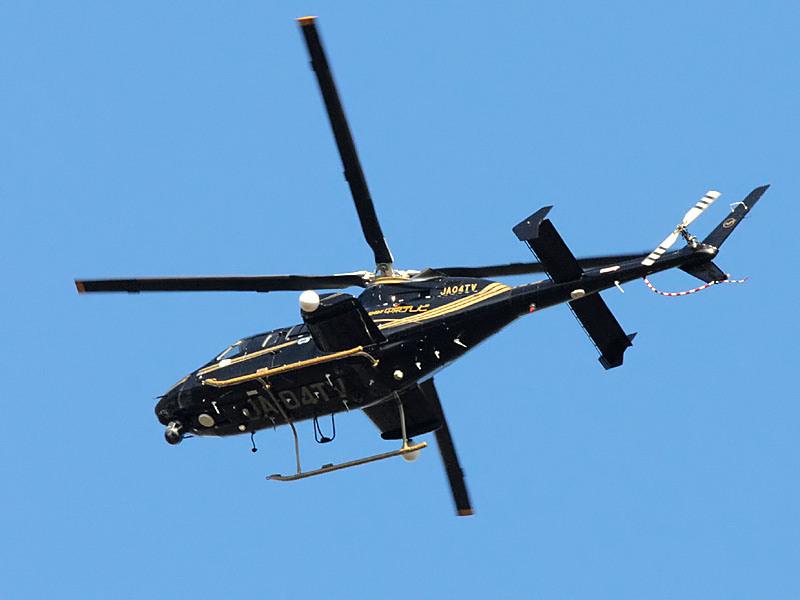 中京テレビヘリコプター