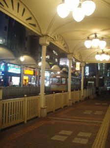 20080206松山市電駅