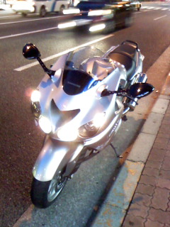 カワサキZZR1400