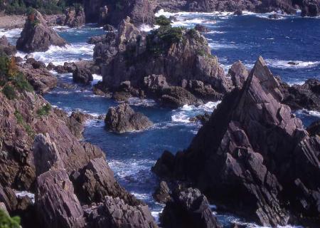 海金剛奇岩群