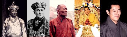 ブータン王国歴代3