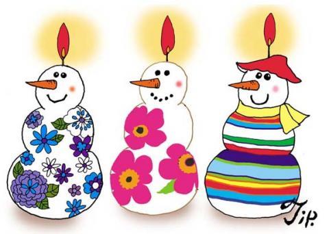 snowman11