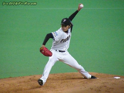 今季初登板・初勝利のマサル子!