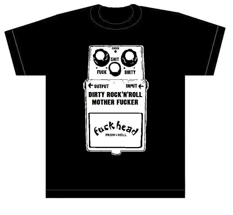 mother fucker efct t-shirt