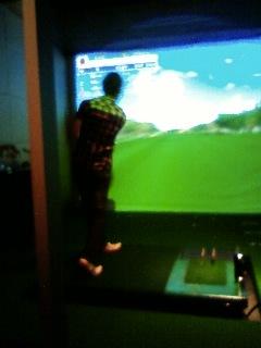 090721けんすけゴルフ