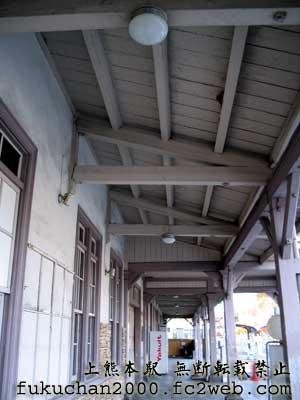 旧上熊本駅の風景