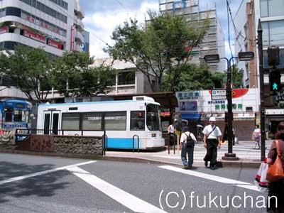 熊本市中心部、通町筋その2