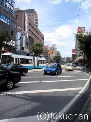熊本市中心部、通町筋その3