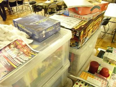 ゲームマーケット・カウンタークロックワイズ
