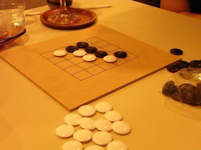 囲碁・六路盤