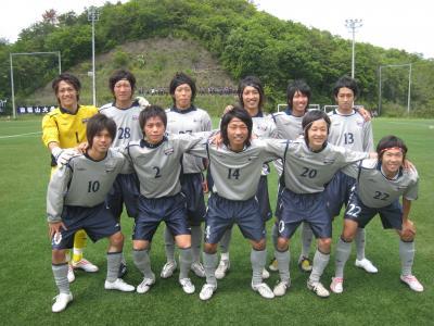 2009 総理大臣杯予選 決勝戦 vs 徳山大