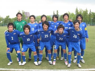 2009 総理大臣杯予選 準々決勝 vs 島根大