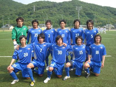 2009 総理大臣杯予選 2回戦 vs 工大