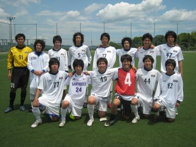 2009/6/6(土) TM 高知中央高校 1試合目