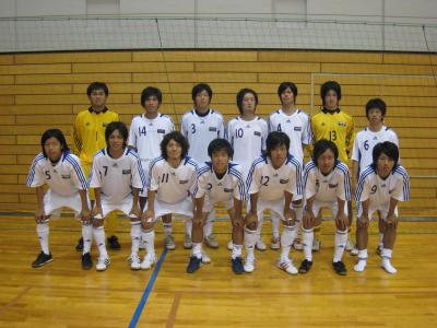 2009 全日本大学フットサル大会 広島県予選(6/21)