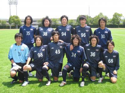 2009 Iリーグ中国 第1節 Bvs平大(7/4)