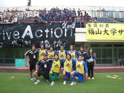 2009 第33回 総理大臣杯 vs大阪学院大学(ベンチ)