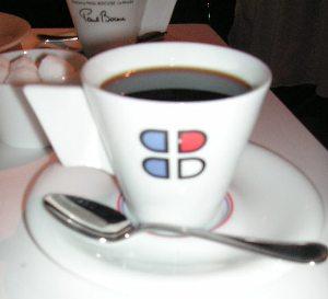 国立美術館レストランコーヒー